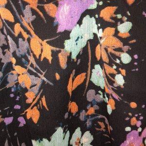 Jessica Simpson Laurelle Floral Print Dress